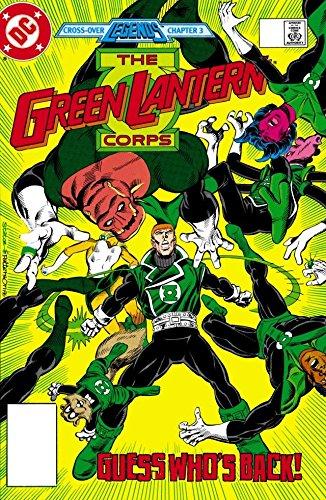 Green Lantern Corps (1986-1988) #207