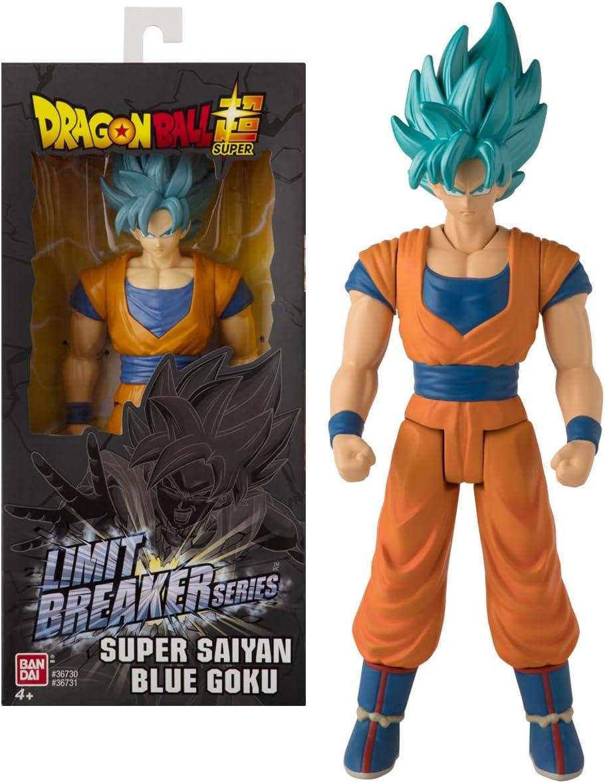 Dragon Ball- Goku Super Saiyan Blue Limit Breakers, Multicolor (Bandai 36731): Amazon.es: Juguetes y juegos