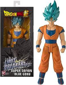 Dragon Ball- Goku Super Saiyan Blue Limit Breakers