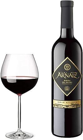 Viña Arnáiz Gran Reserva - Vino Tinto D.O Ribera del Duero - 1 Botella x 750 ml
