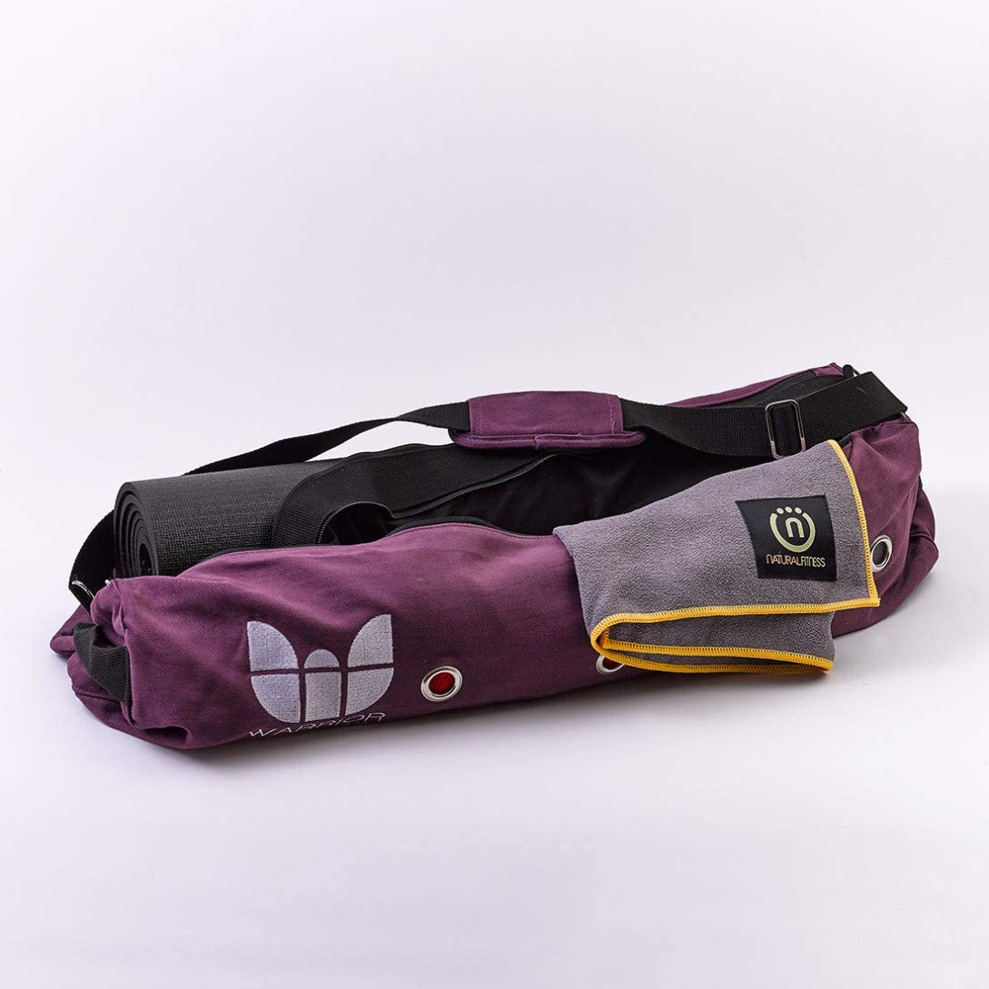 Amazon.com: Yoga bolsa de Pro Mat – Color Morado: Sports ...