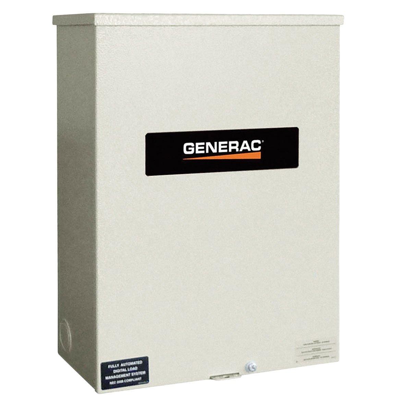 Generac - 100 Amp 277/480 3X NEMA 3R CUL - RTSN100K3 by Generac
