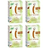 True Lemon Fruit Infusions 4-Pack Hydration Kit (Lime Coconut (4 x 15ct))