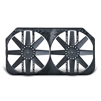 "Flex-a-lite 282 '00-'04 Chevy Truck Fan (for 34"" cores only): Automotive"