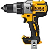 DEWALT 20V MAX XR Hammer Drill, Brushless, 3-Speed, Tool Only (DCD996B)