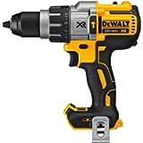 DEWALT 20V MAX* XR Hammer Drill Kit, Brushless, 3-Speed, Tool Only (DCD996B)