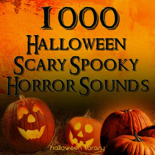 Halloween Scary Spooky Horror Sounds (261-280) -