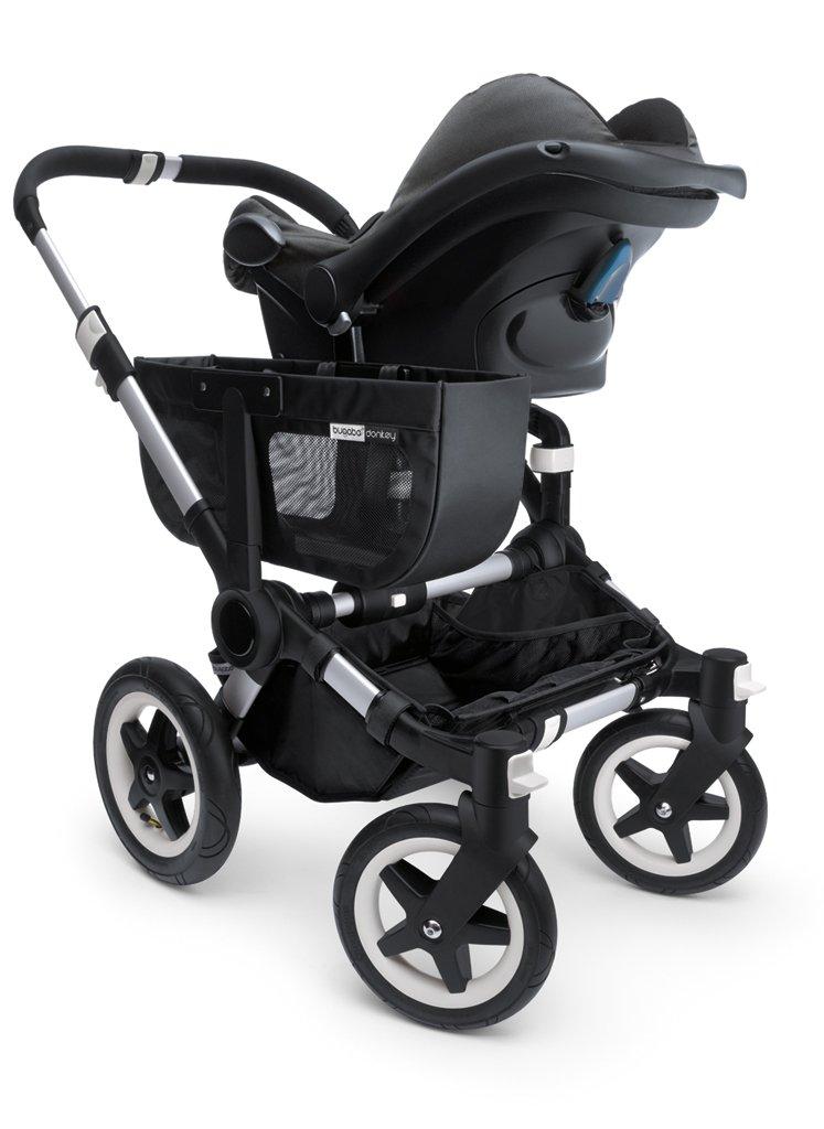 Adaptador Donkey Mono//Duo para Silla de Auto Maxi-Cosi gris oscuro Bugaboo