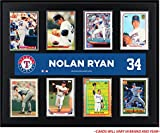 "Nolan Ryan Texas Rangers Sublimated 12"" x 15"" Trading Card Plaque - Fanatics Authentic Certified - MLB Player Plaques and Collages"