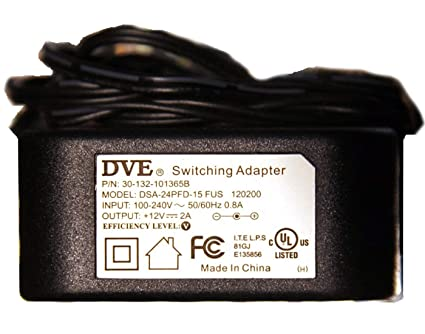 UpBright [UL Listed] 12V AC/DC Adapter Replacement for AT&T 3A-153WU12  Linear Western Digital WD My Cloud WDBCTL0020HWT WDBCTL0030HWT  WDBCTL0040HWT