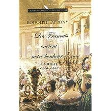 Les français envient notre bonheur (La bibliothèque d'Evelyne Lever) (French Edition)