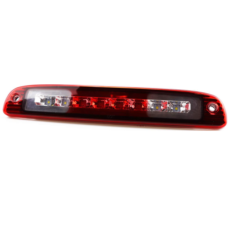 6 inch -Chrome 2010 Dodge DAKOTA CLUB CAB Door mount spotlight Passenger side WITH install kit 100W Halogen