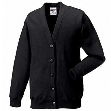 Russell Workwear Mens Sweatshirt Cardigan at Amazon Men's Clothing ...