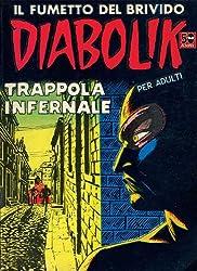 DIABOLIK (11): Trappola infernale