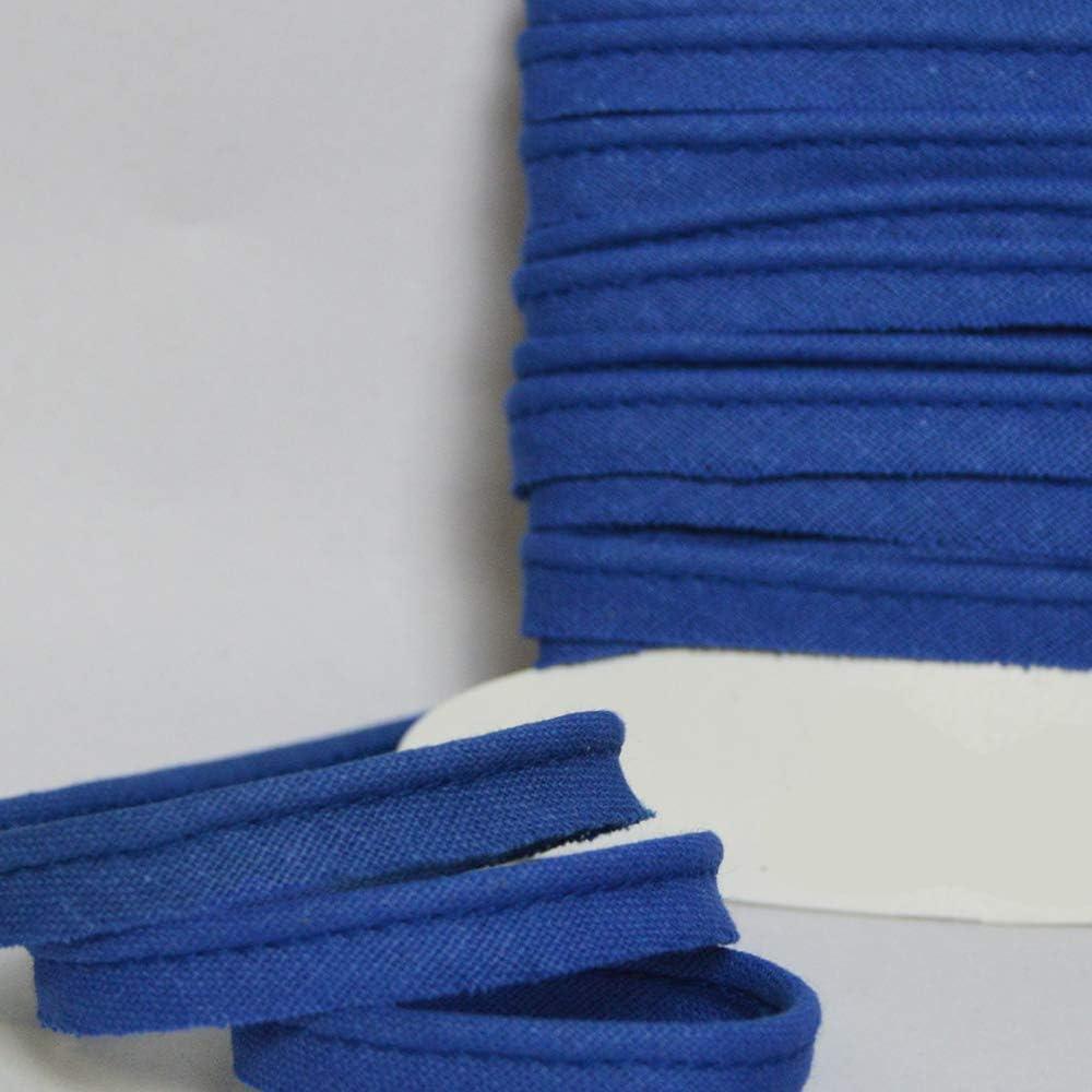 Passepoil Coton Gris Clair au mètre 10 mm