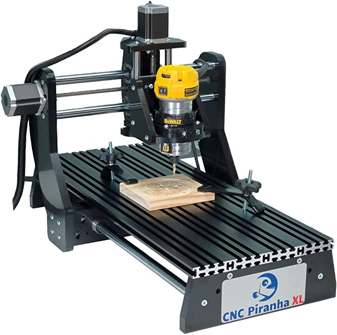 best CNC router: CNC Piranha XL - a well-known solid machine