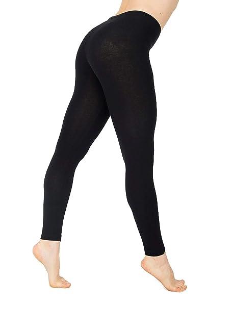 Sexy black women in leggings