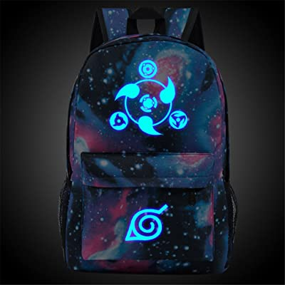 85%OFF YOYOSHome Anime Naruto Cosplay Daypack Shoulder Bag Backpack School Bag