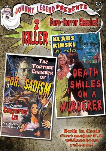 Torture Chamber Of Dr. Sadism & Death Smiles On A Murderer