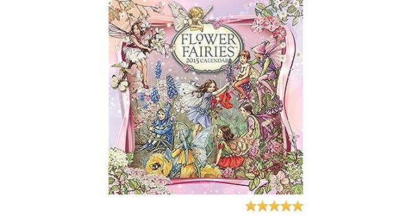 14698f205d8 2015 Flower Fairies Wall Calendar Calendar Ink  9781620213001  Amazon.com   Books