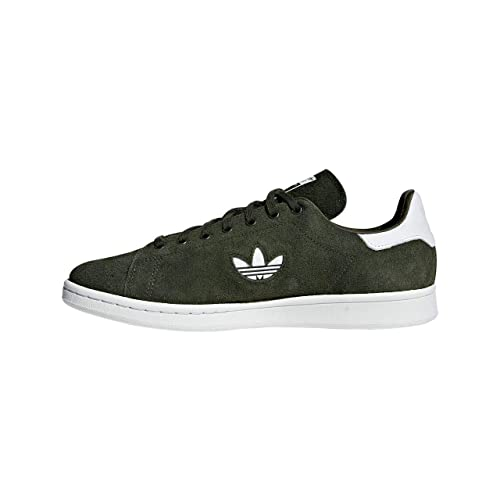 adidas stans smith uomo 43  Adidas Scarpe Uomo Sneakers Stan Smith B37896 Olive 9 (43 1/3 EU ...