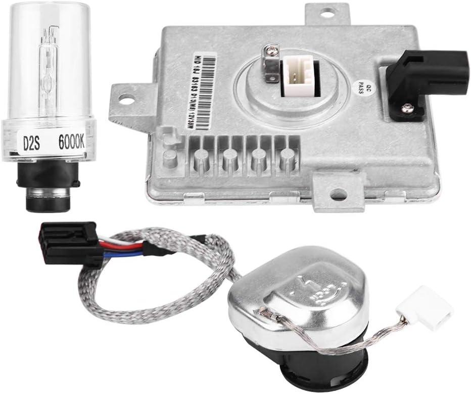 2 Sets HID Xenon Headlight Ballast Igniter Bulb for X6T02993 W3T10471 W3T12472