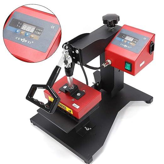 Z&Y 350W Impresora de transferencia de calor por sublimación ...