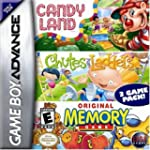 Candyland Chutes & Ladders - Game Boy...