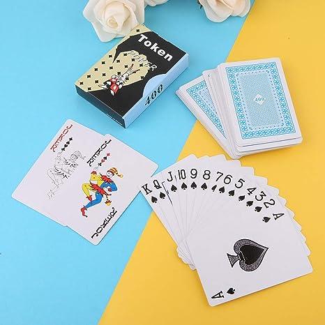 CARRYKT Tarjetas de póquer marcadas Perspectiva Juegos de ...