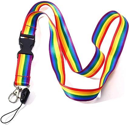 Pride Key Fob Key Fob Pride Key Lanyard