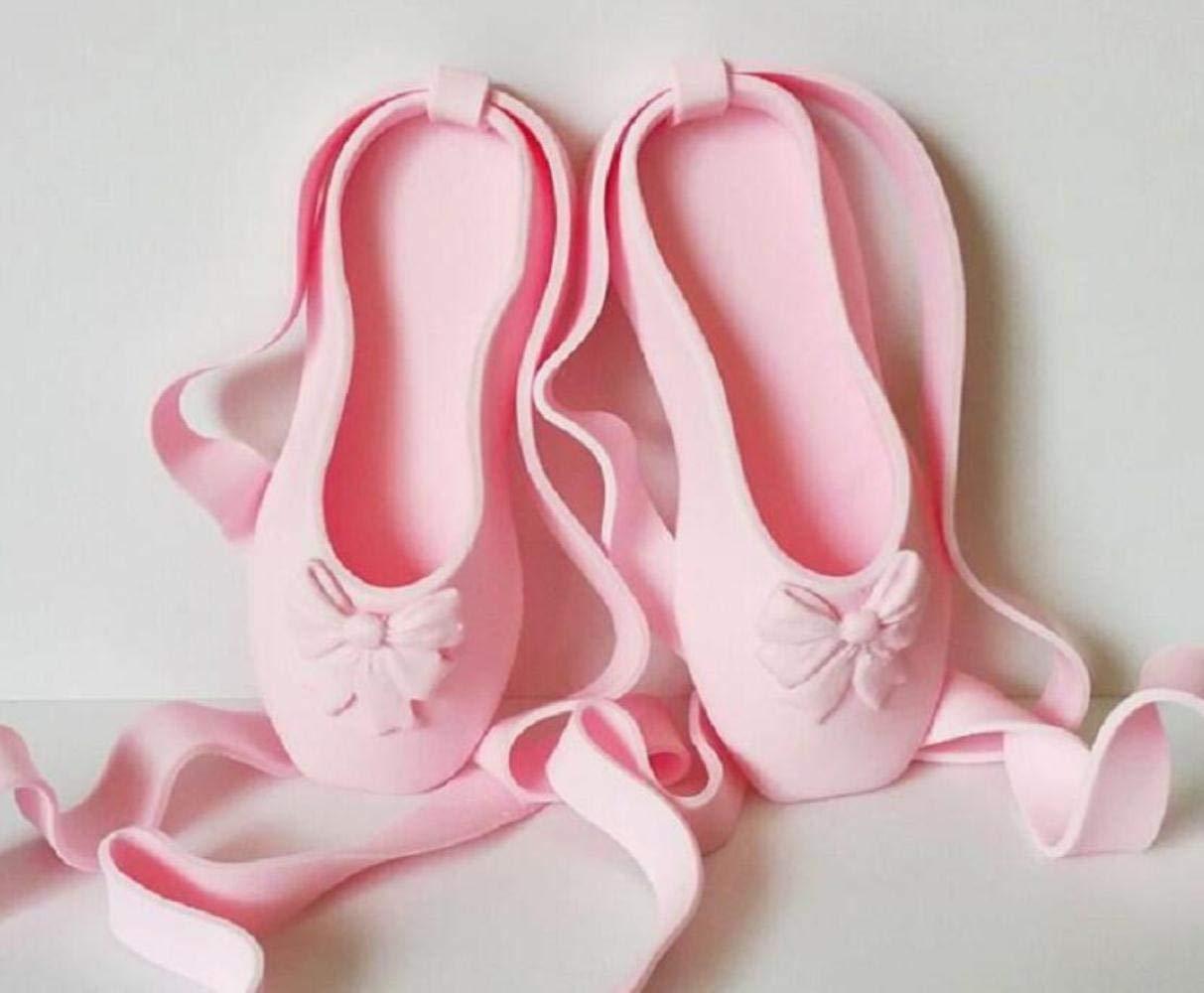 SGAHEIWI Herramienta de Pastel Zapato de Ballet Cortador de ...