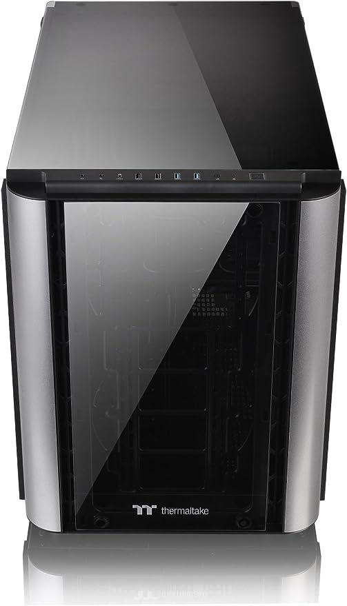 Thermaltake Level 20 XT PC-Case - Caja de Ordenador, Color Negro y ...