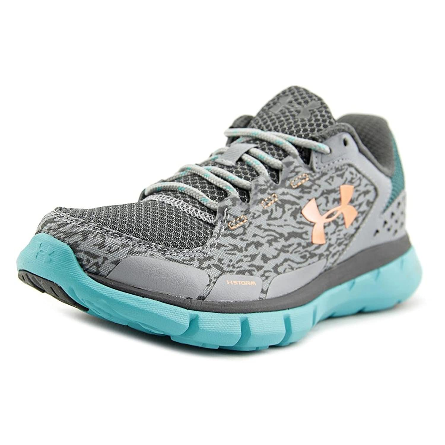Under Armour Women's UA Micro G Velocity Storm Running Shoes