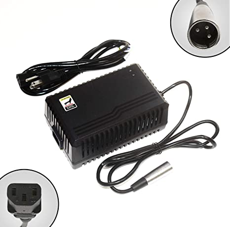 ACI Super Power Battery Charger (3.5A) with XLR Connector for Electric on