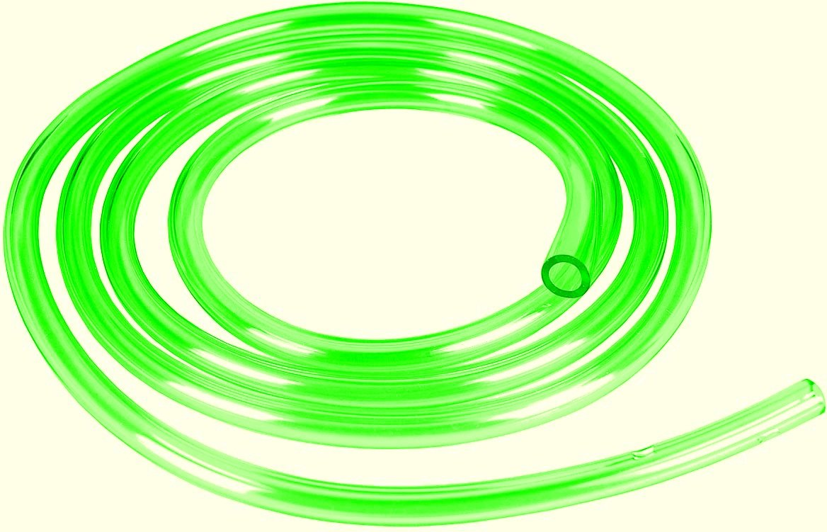 Luftschlauch Garten 5 Meter 10 mm Innendurchmesser Rot PVC Schlauch Wasserschlauch