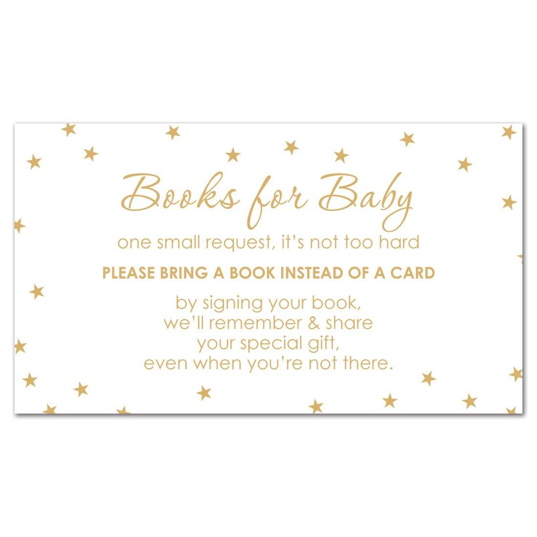 Amazoncom Twinkle Little Star Baby Shower Invitations Gender