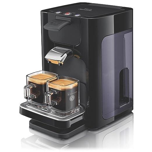 Philips Senseo Quadrante HD 7860/60 - Cafetera de monodosis ...