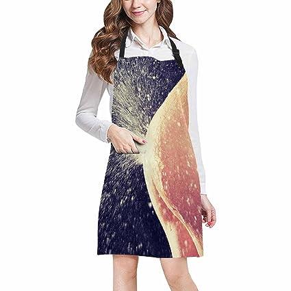 Sexy kitchen apron