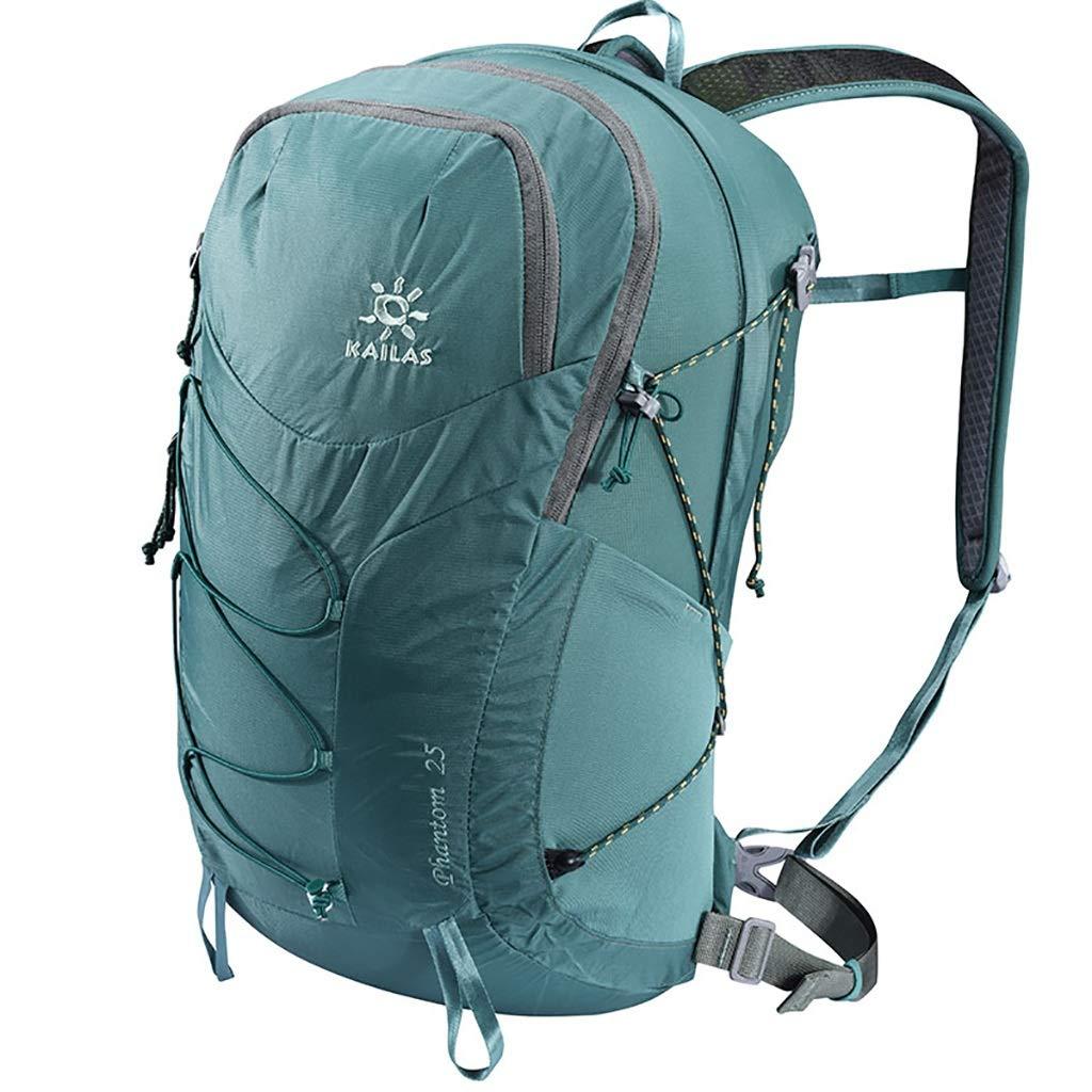 Rucksack-Outdoor-Rucksack Professionelle Bergsteigen Tasche 25L Large Capacity Design Leichte und weiche Unisex Multi-Funktions-Sport Camping Wandern Bag Dauerhaft