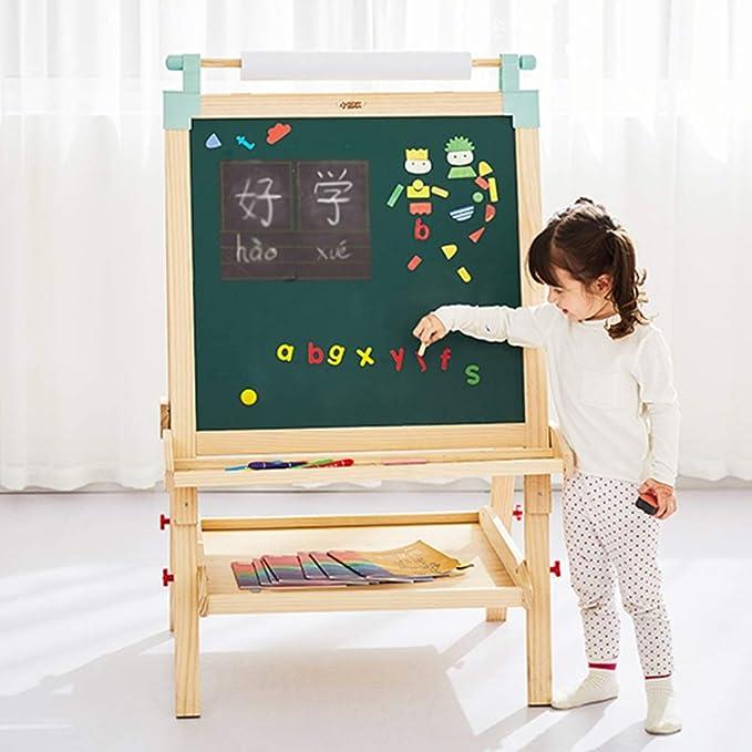 Tablero de Dibujo de los niños Puede ser Elevado y bajado a ...