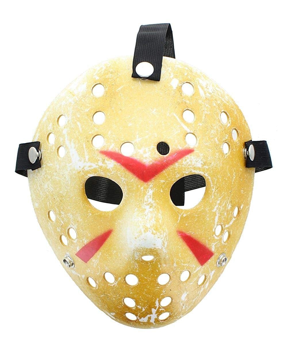 Friday the 13th Scary Costume  Jason Voorhees Mask Classic Version