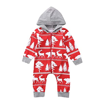 2562e4a4f18b Amazon.com  ❤️Mealeaf❤ Baby Girls Boys Clothes   Newborn Baby ...