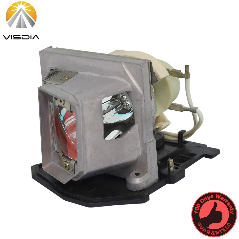 Visdia SP.8LG01GC01 - Lámpara de proyector con Carcasa para Optoma ...