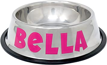 Pet Food Bowl Personalized Pet Gifts Personalized Dog Food Dish Personalized Pet Food Bowl Dog Food Bowl Cat Food Bowl Pet Dish