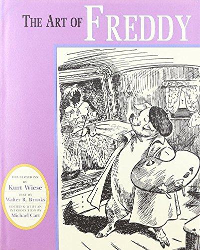 Art of Freddy (Freddy Books)