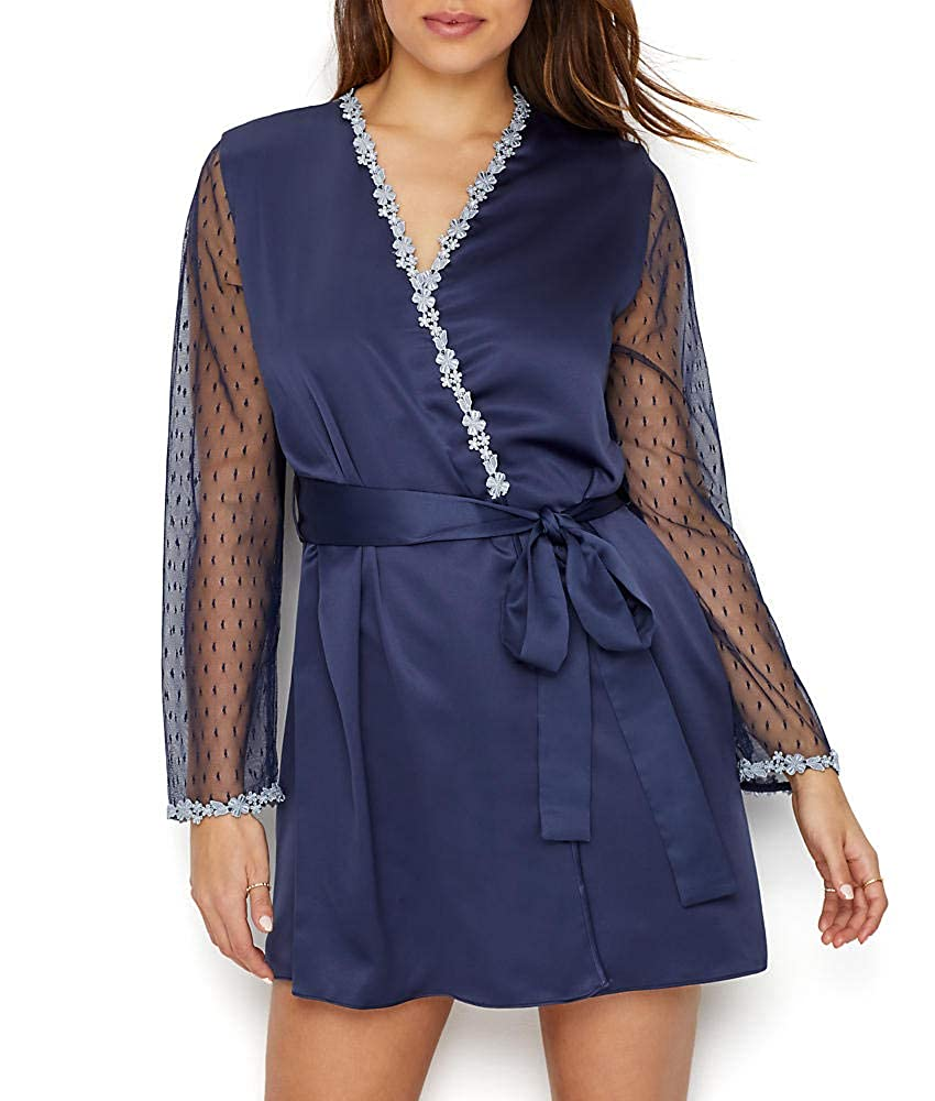 Navy Flora Nikrooz Women's Showstopper Cover Up
