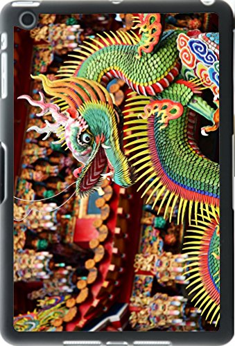 Asian Dcor Gifts (Rikki Knight Asian Decorative Chinese Dragon Colorful Dragon Design iPad Mini Smart Case for the Apple iPad Mini)
