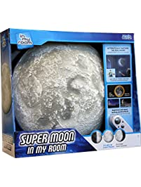Super Moon In My Room Remote Control Wall Dcor Night Light With Sound