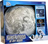 Best Wall Light With Supers - Super Moon In My Room Remote Control Wall Review