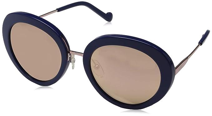 Liu Jo Lj678S 424 55 Gafas de sol, Blue, Mujer: Amazon.es ...